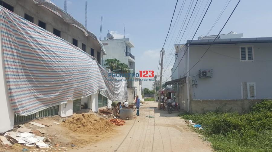 Cho thuê phòng trọ mới xây giá rẻ, An Phú Đông 9, Q.12