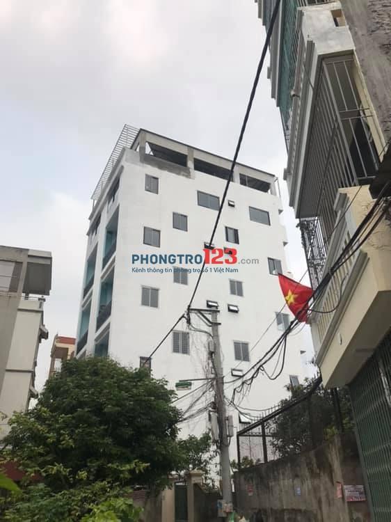 Cho thuê chung cư mini tại phường Xuân Phương quận Nam Từ Liêm