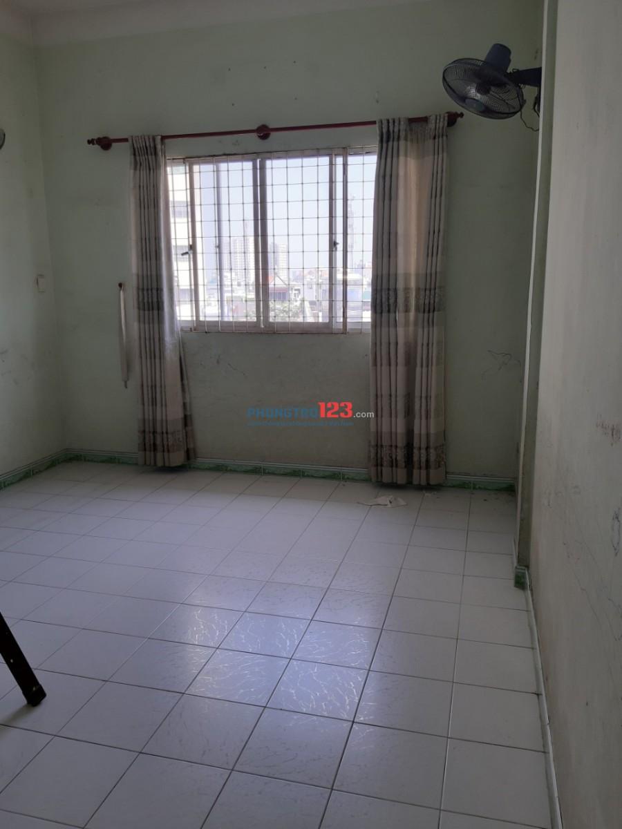Cho thuê căn hộc Chung cư trung tâm Quận 6