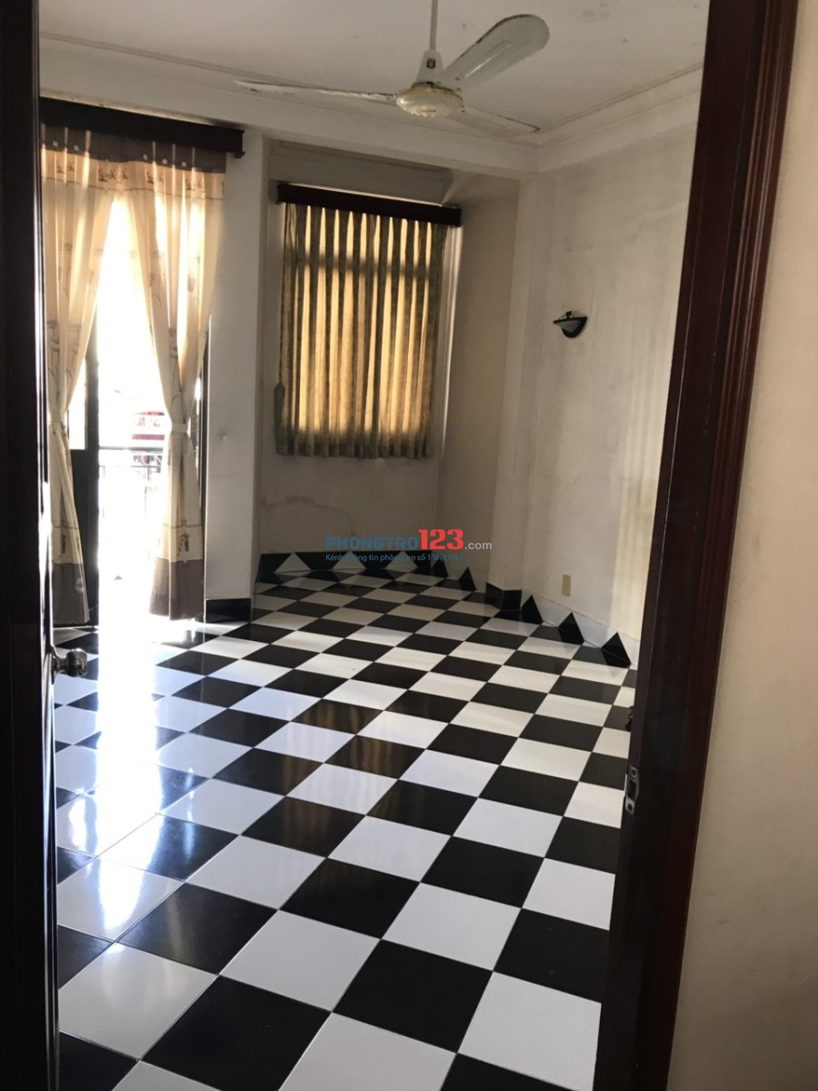 Phòng trọ Phú Nhuận cho thuê