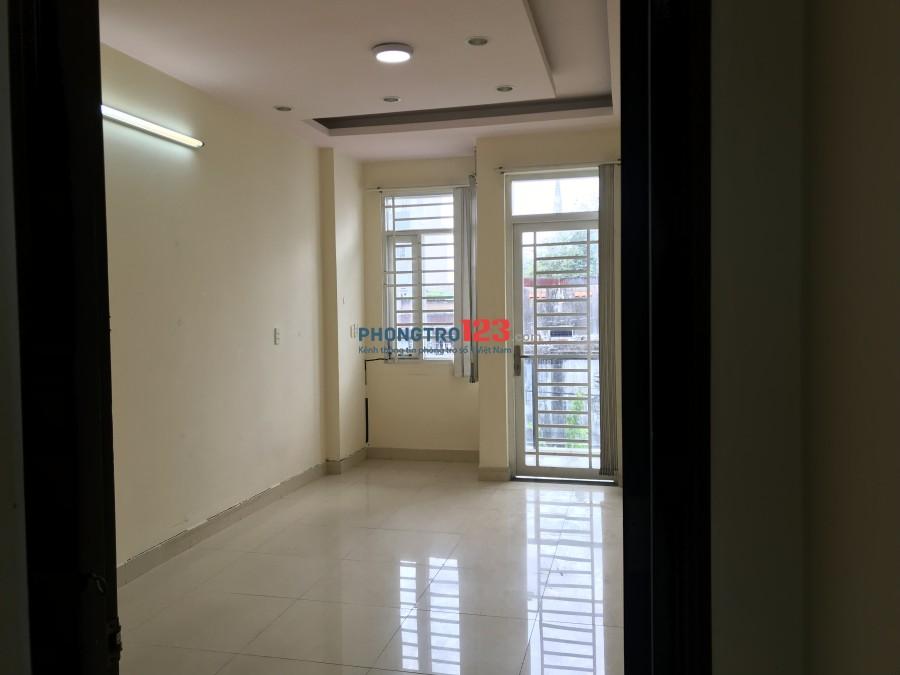 Phòng trọ quận Gò Vấp 25m2, gần Tân Sơn, Cộng Hoà, Quang Trung