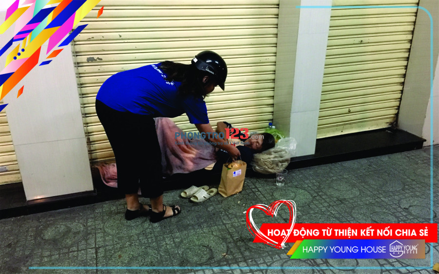 HAPPY YOUNG HOUSE - Ngôi Nhà Chung Cho Sinh Viên tích cực và tử tế Quận 7