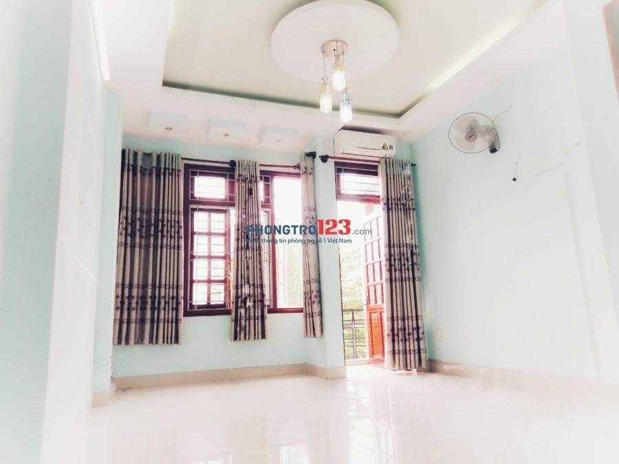Phòng cao cấp 50m2, mới 100%, ban công rất rộng, Chu Văn An, Bình Thạnh !