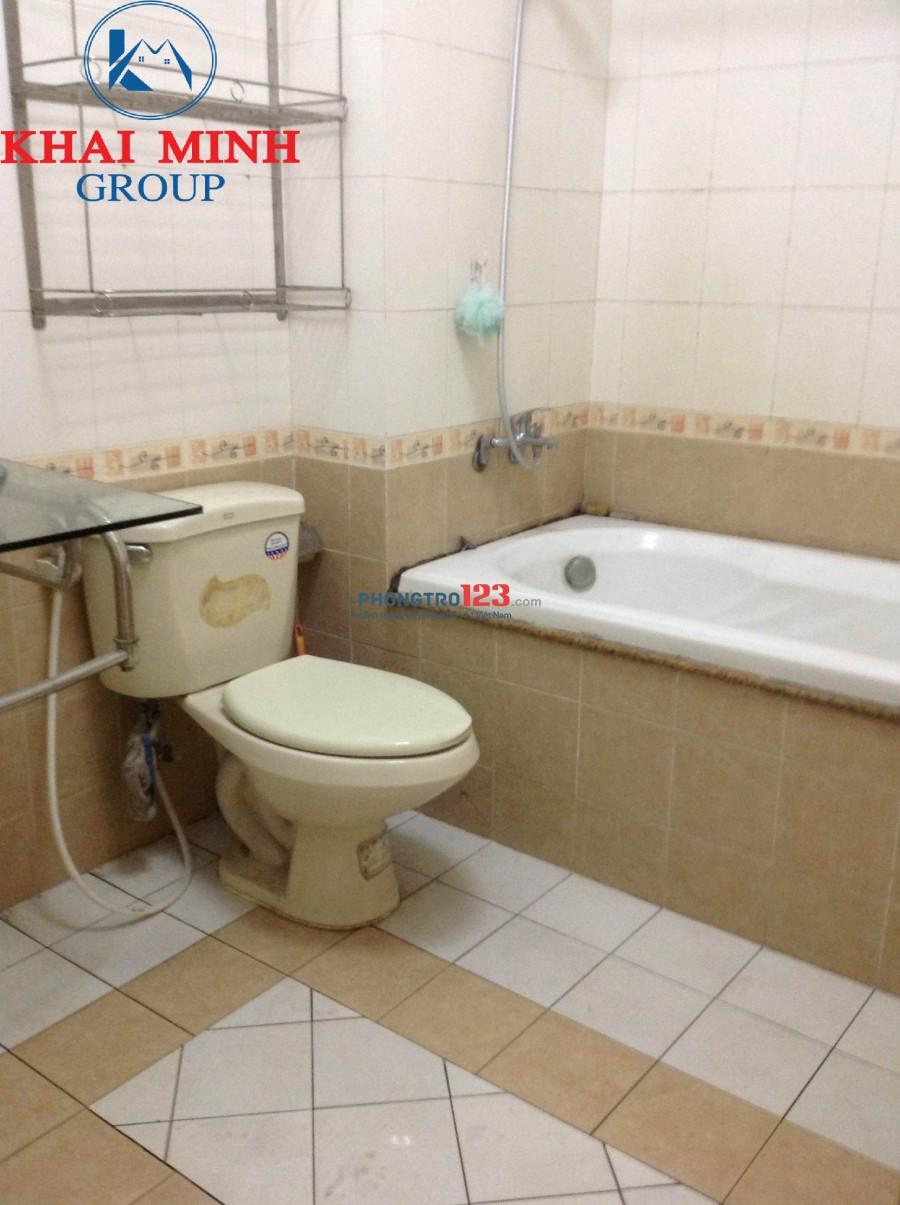 Phòng sạch - đẹp, 243/2/61 Chu Văn An, Bình Thạnh - 0917460309