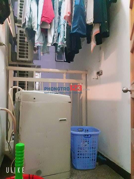 Cho thuê phòng trong chung cư