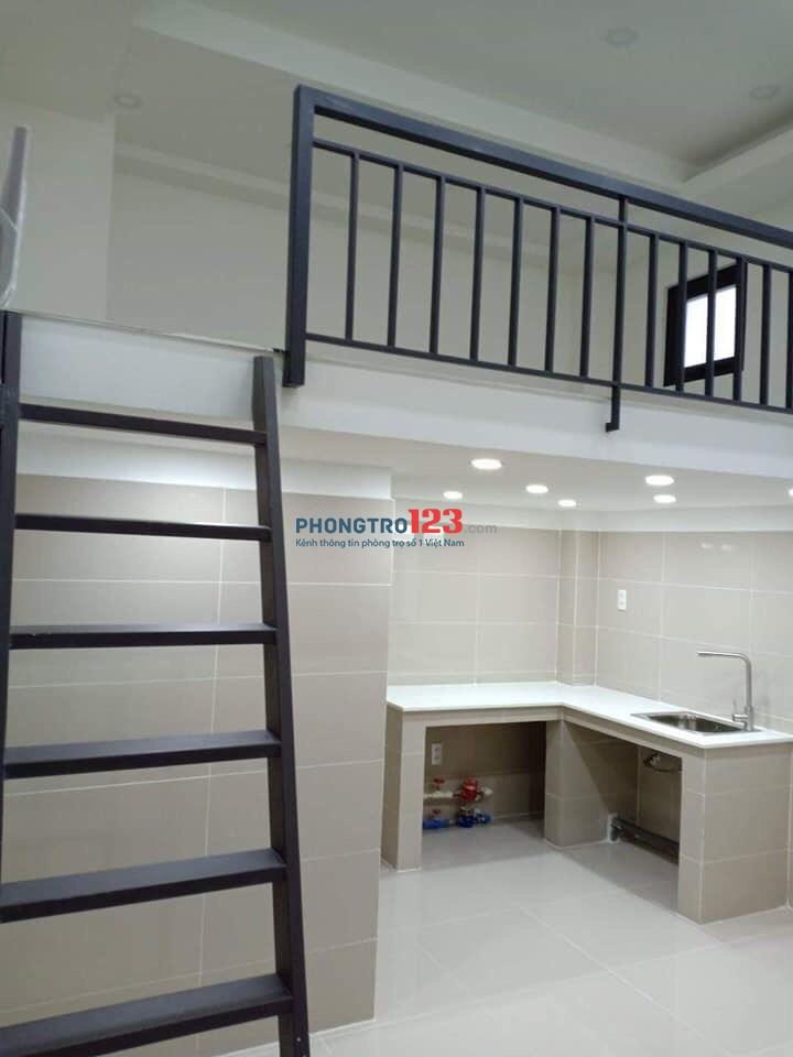 Cho thuê phòng trọ dạng căn hộ mini có gác, đường Lâm Văn Bền, Lotte Mart & các trường ĐH chỉ 5-7 phút
