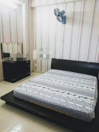 Cho thuê căn hộ Nam Long Q.7 nội thất căn bản 60m2 2pn, giá 8tr/tháng. LH Ms Xuân