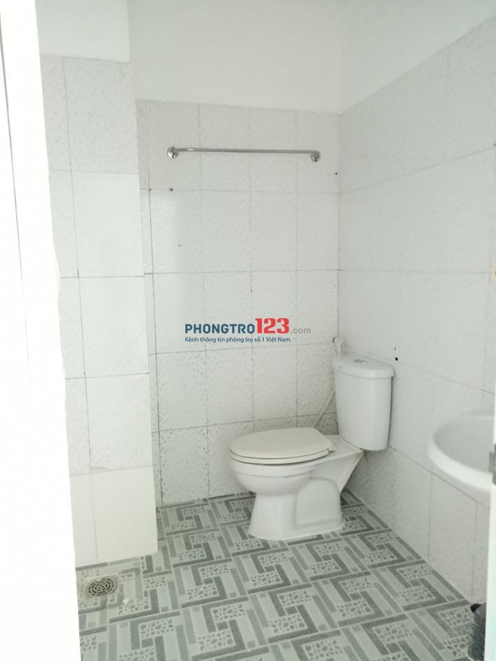 Cho thuê phòng đẹp có ban công và wc riêng Q.8