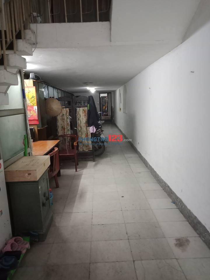 Cho thuê nhà phố Minh Khai, thiết kế đẹp, mặt đường rộng