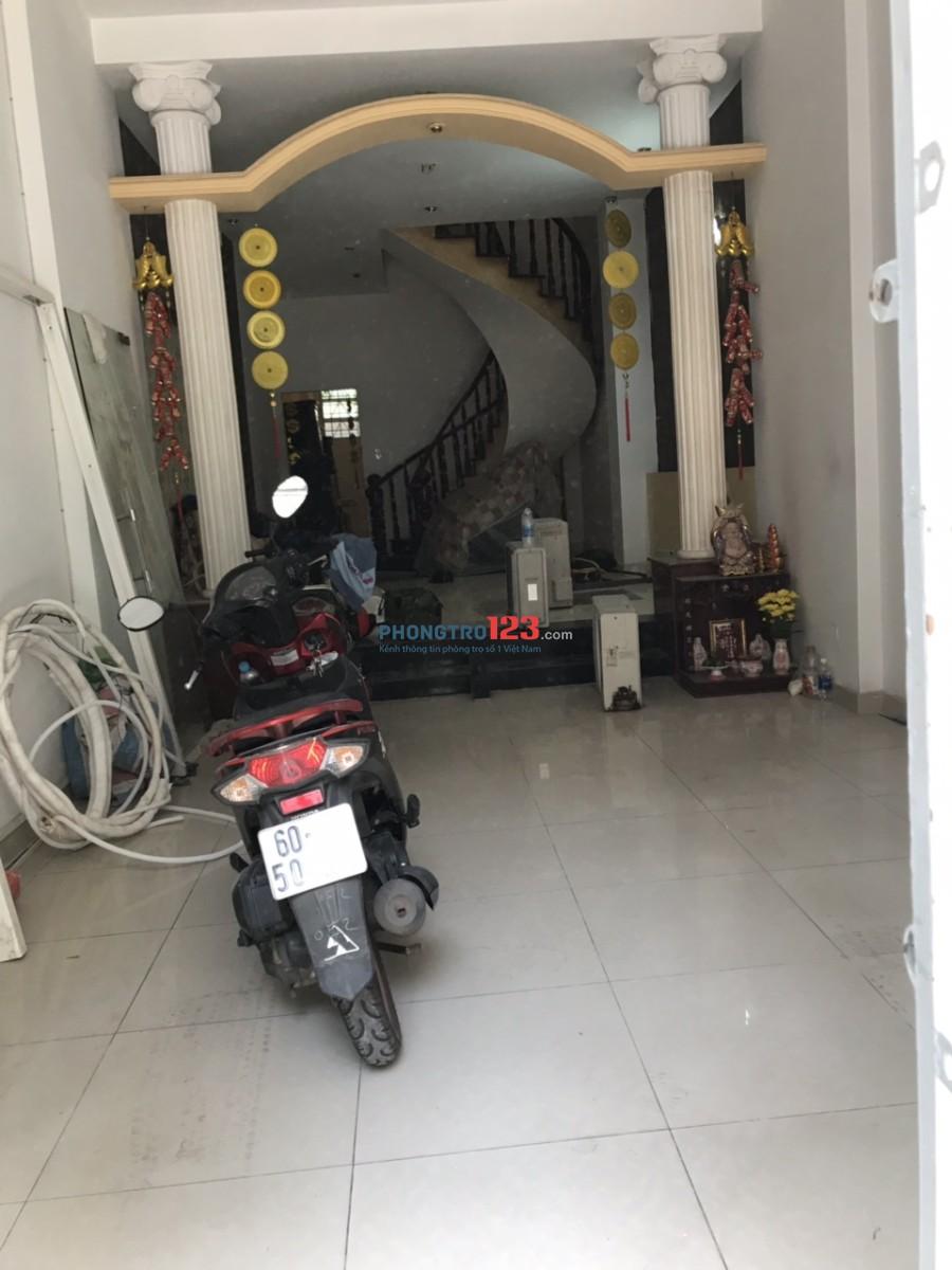 Cho thuê nguyên tầng 2 phòng nhà NC Tân Bình