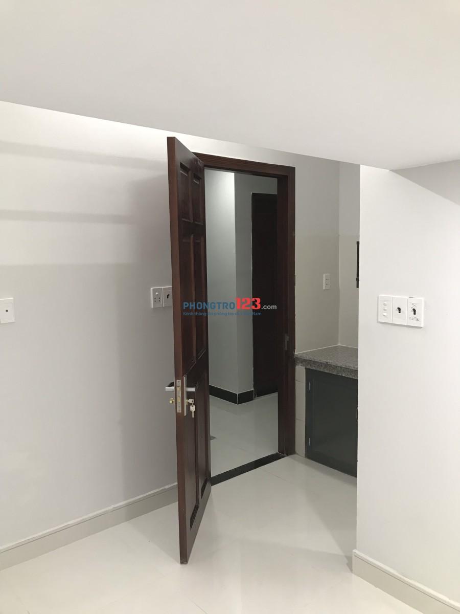Cho thuê phòng trọ cao cấp mới hoàn thiện, giá rẻ, đầy đủ tiện nghi