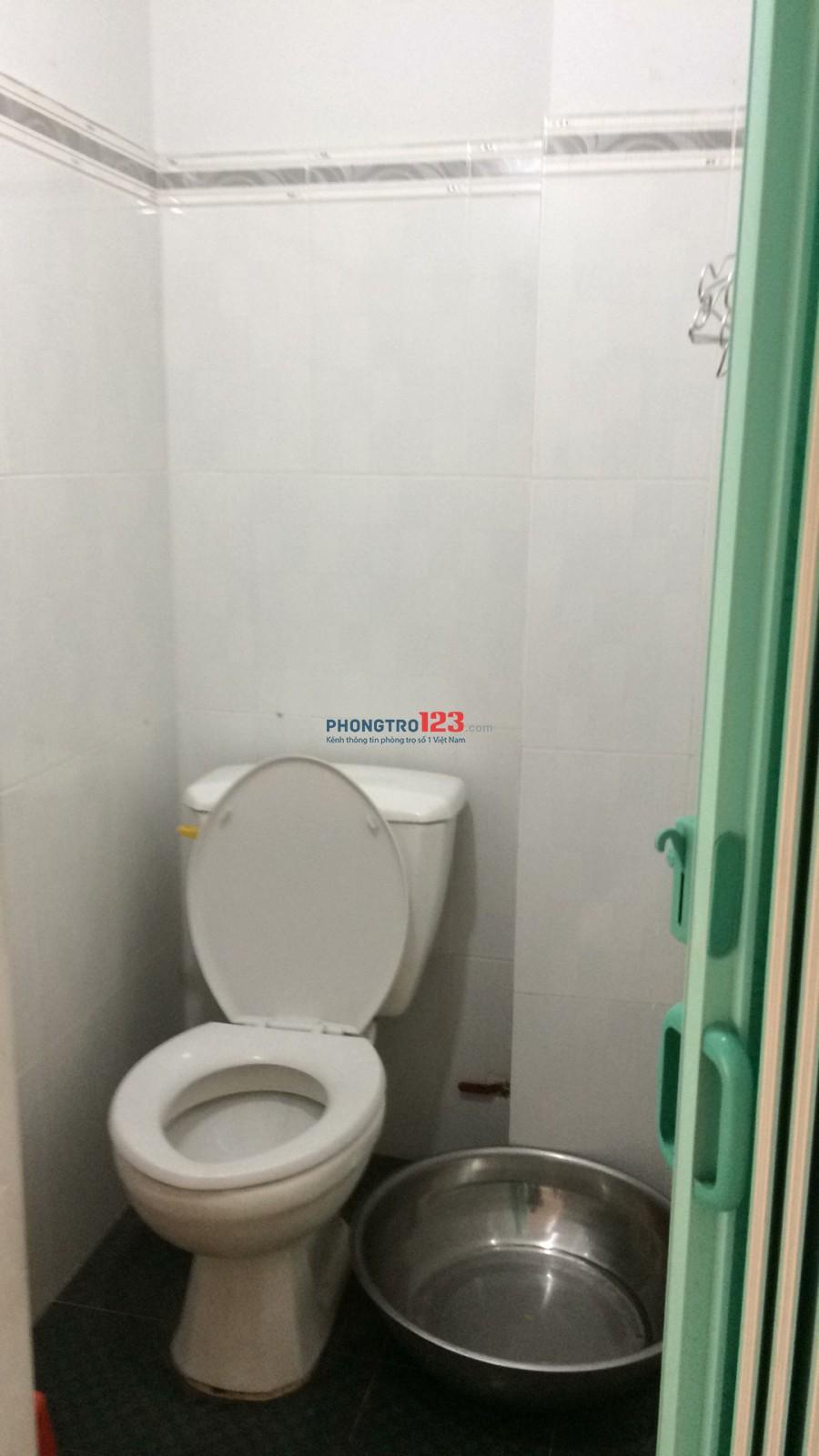 Cho thuê phòng trọ 24m2 quận Phú Nhuận