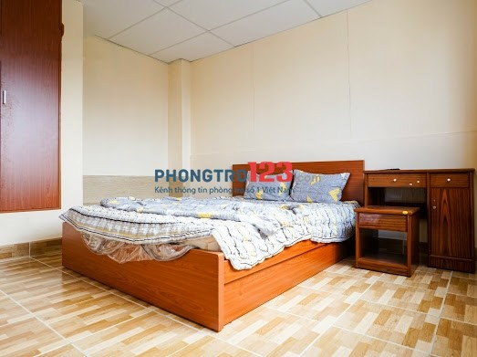 Phòng cho thuê giá siêu mềm, 1Pn riêng biệt, Nguyễn Cửu Vân, quận Bình Thạnh