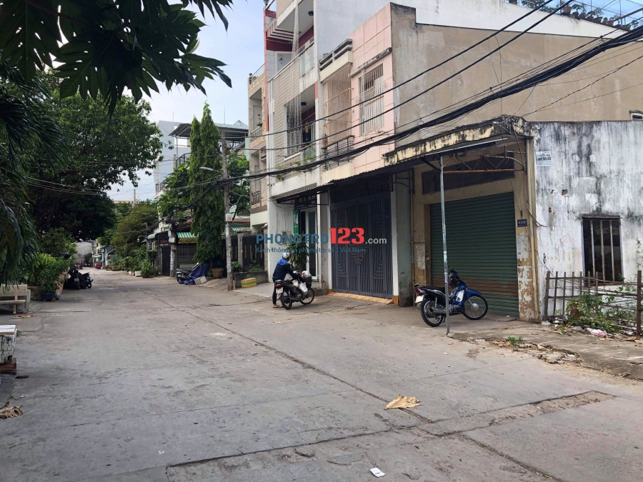 Nhà cho thuê nguyên căn ngay trung tâm quậ Bình Tân