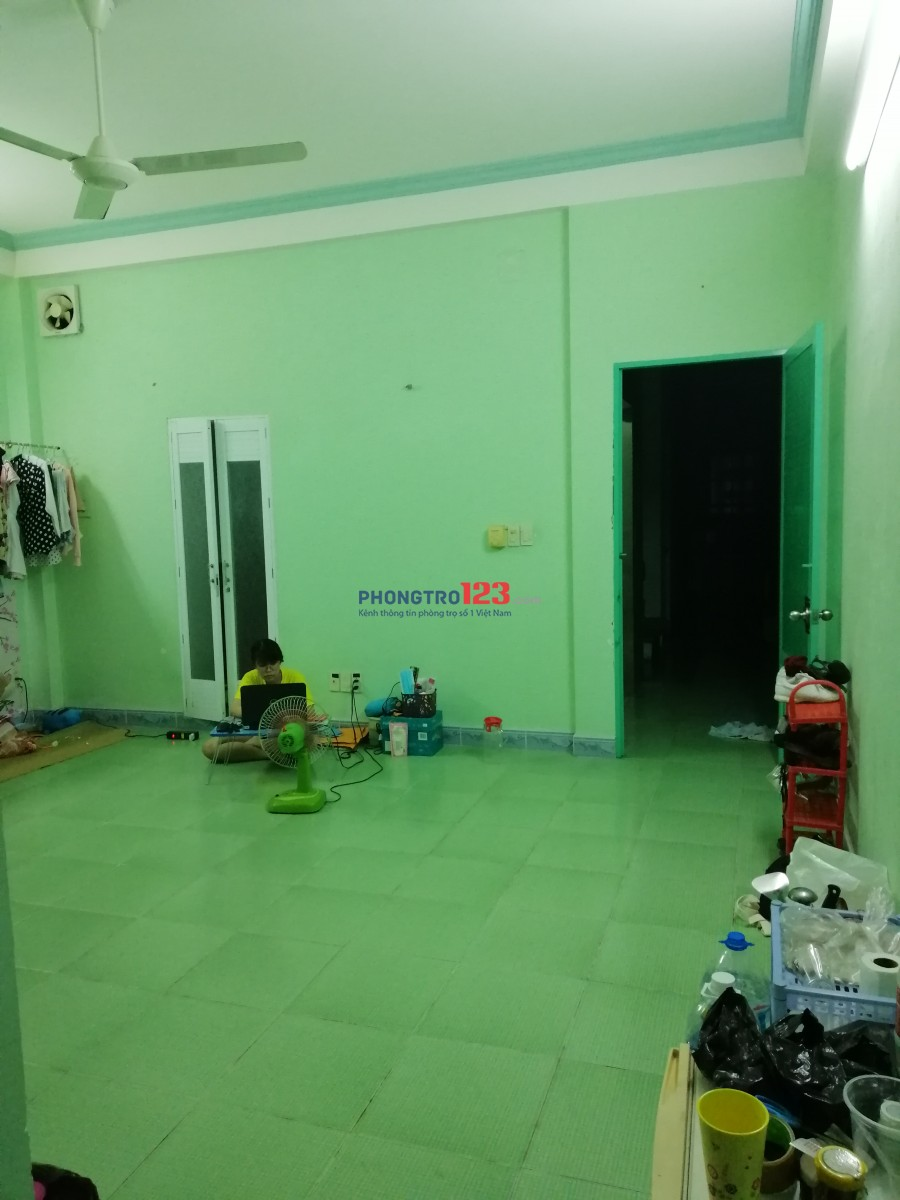 Quận Tân Phú - Tìm nữ ở ghép