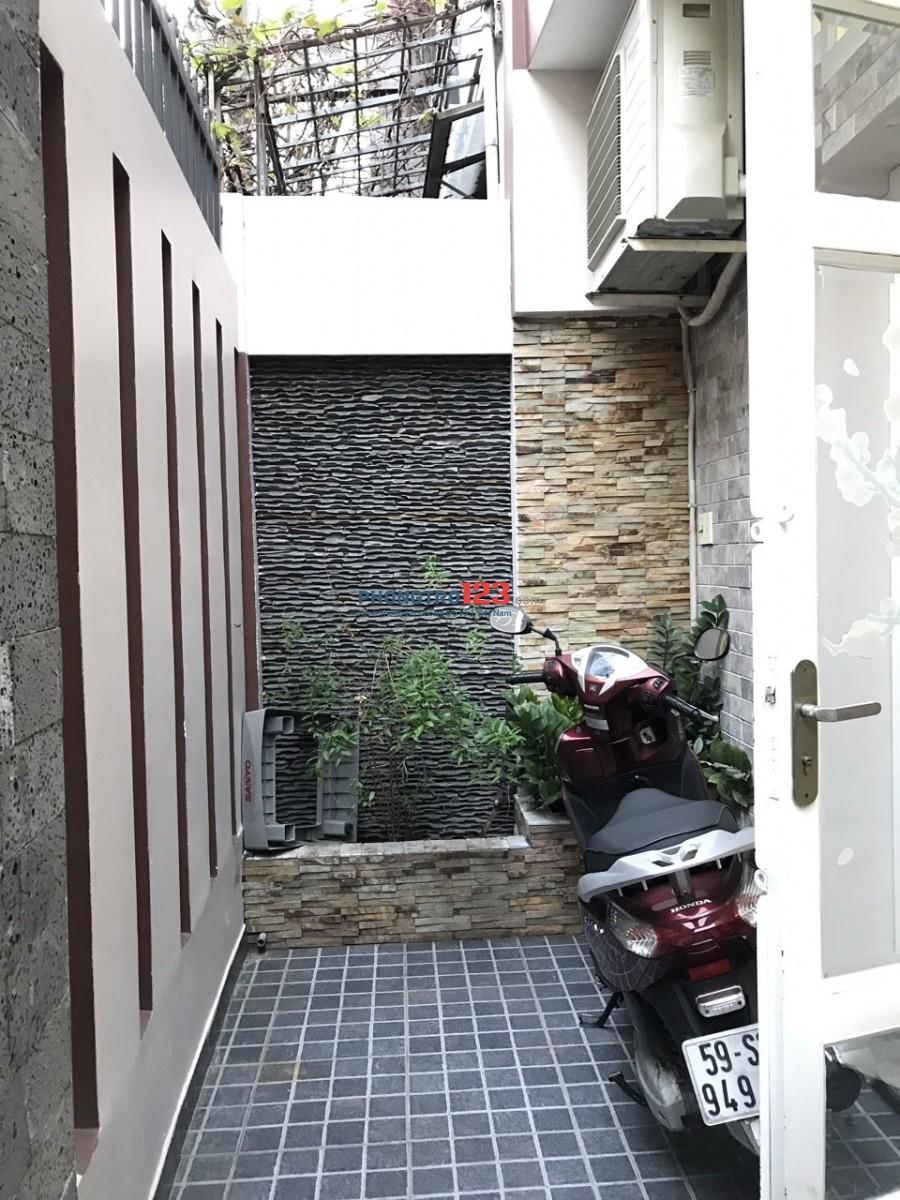 Cho thuê nhà nguyên căn đường Vạn Kiếp, hẻm 168