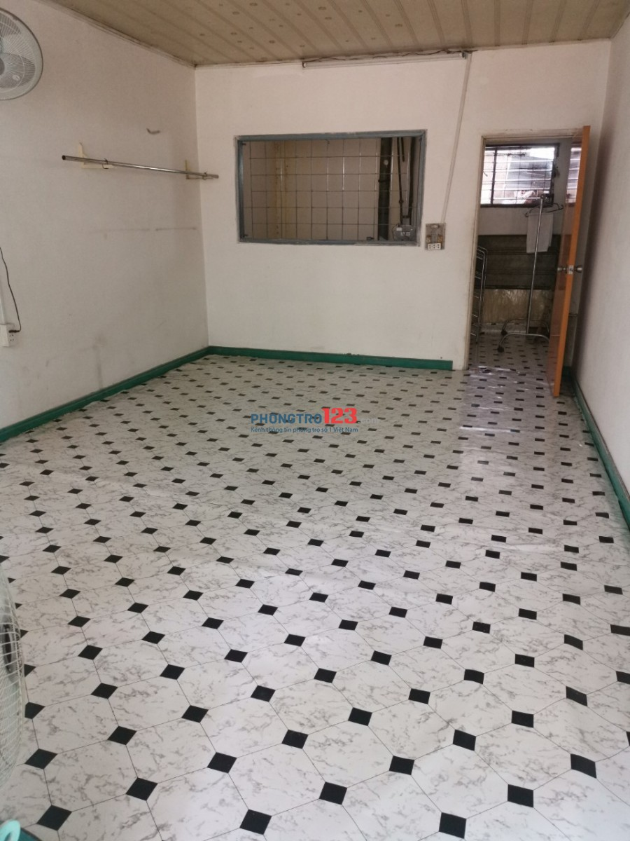 Cho thuê phòng trọ Quận 5 24m²