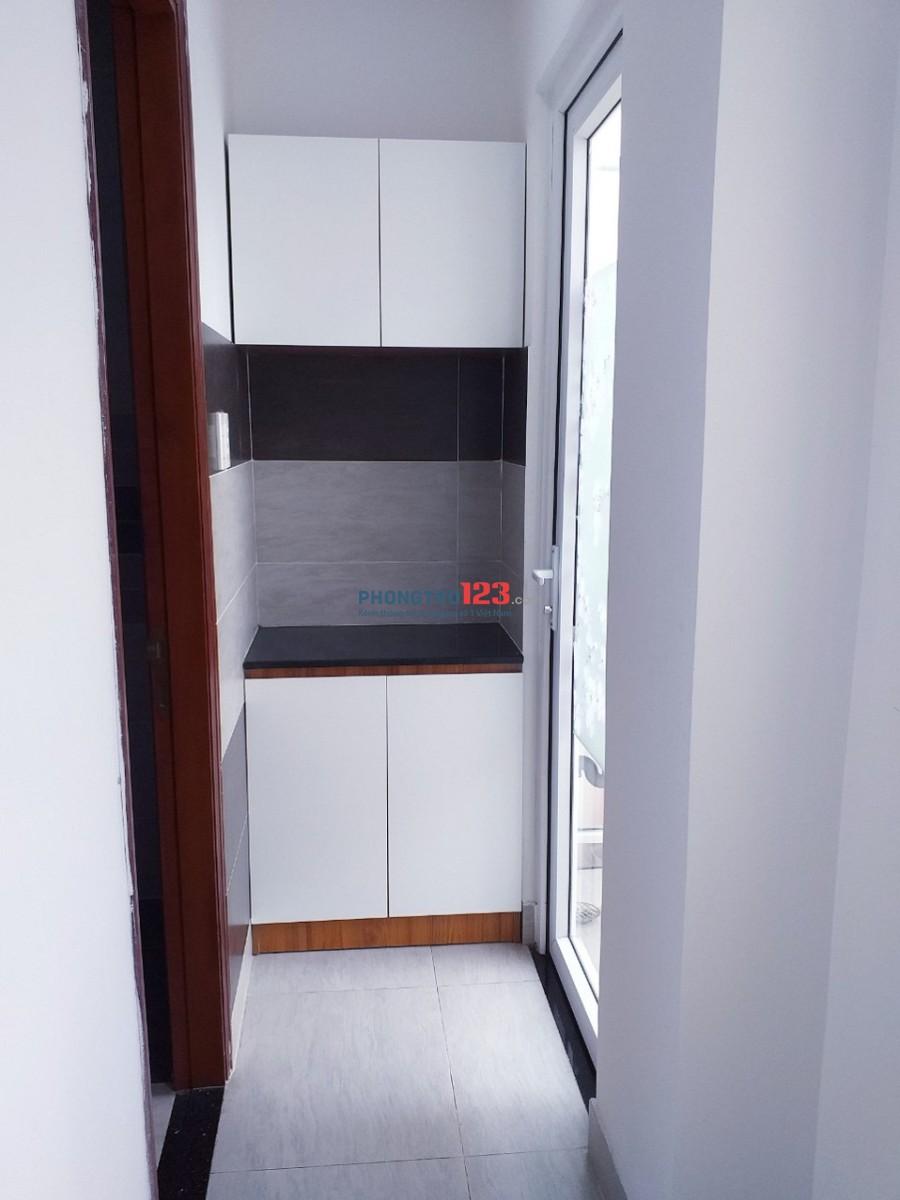 Căn hộ 35m² 1PN Phạm văn hai FuLL nội thất mát mẻ
