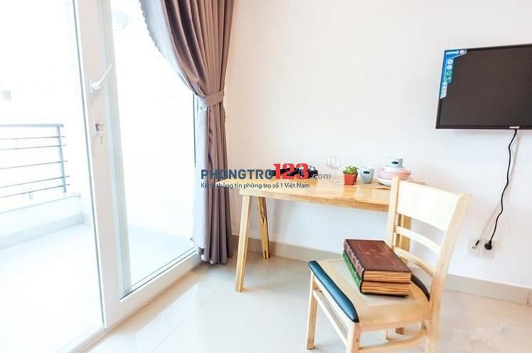 Căn hộ Quận Tân Phú 35m² 1PN Đường Lũy Bán Bích