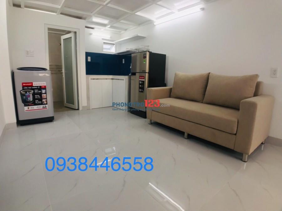 Phòng tiên nghi Full nội thất mới, TẤT CẢ ĐỀU MỚI, Phù hợp cho gia đình của bạn,tại 85 Nguyễn Văn Qùy,Giá 5,3tr
