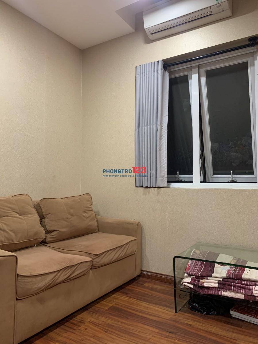 Cho thuê CHDV Full nội thất cao cấp mặt tiền Tống Hữu Định, Q.2, giá 9tr/tháng. LH Mr Kiệt