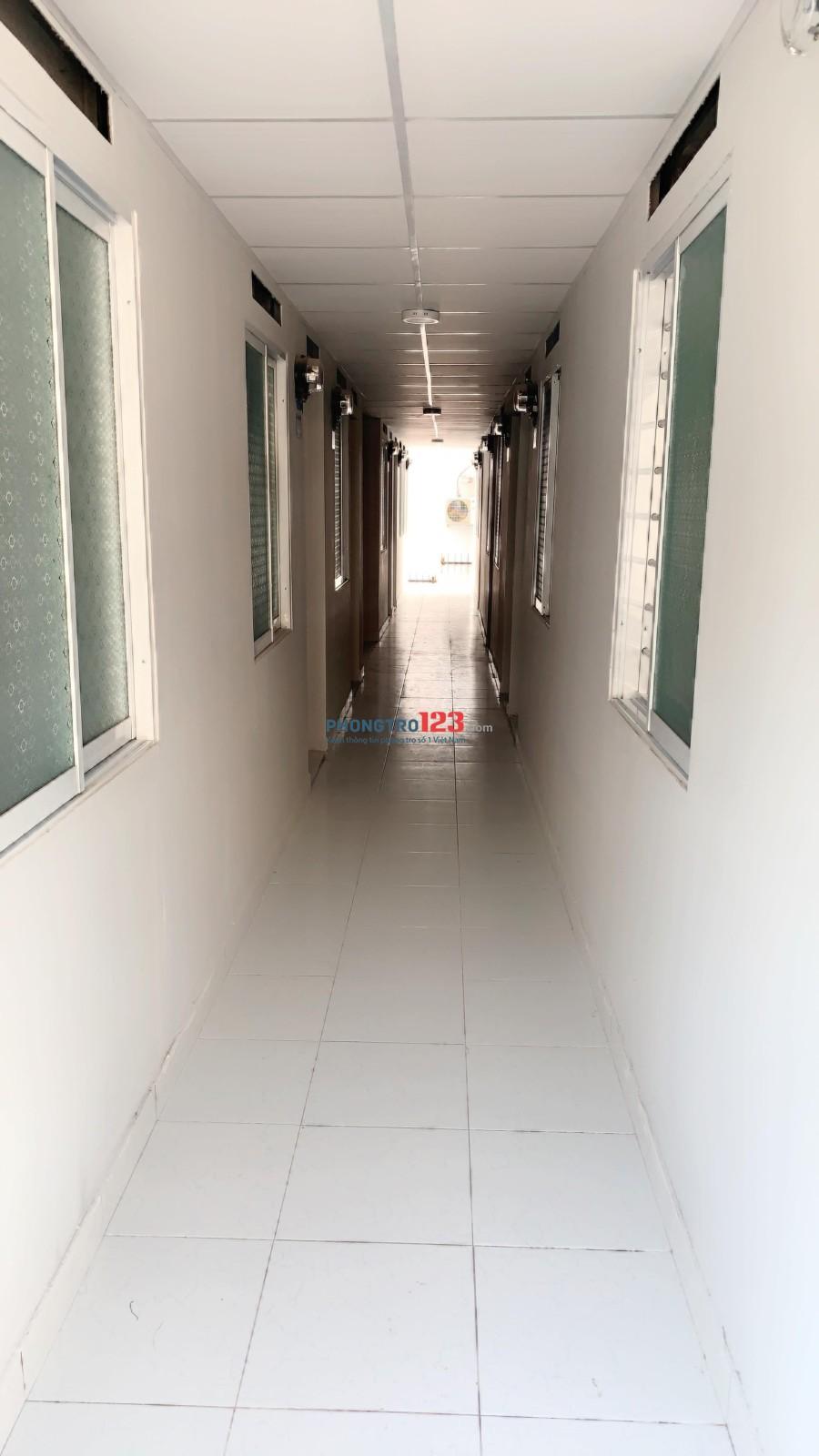 Cho thuê phòng trọ mới xây tại Bình Thạnh