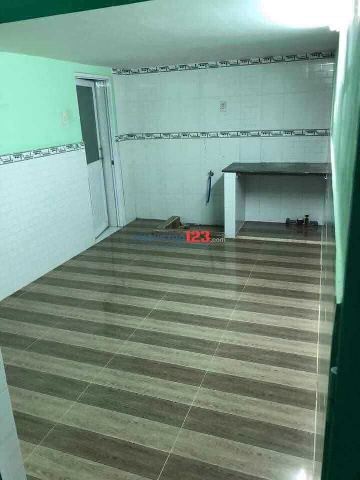 Cho thuê phòng trọ Chu Văn An, quận Bình Thạnh