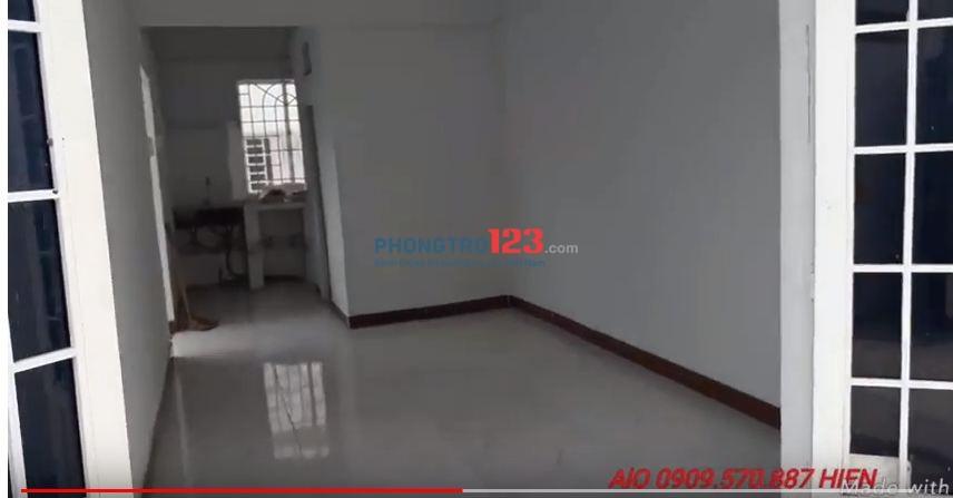 Cho thuê nhà nguyên căn nhỏ Bình Chiểu, Thủ Đức 0909 570 887