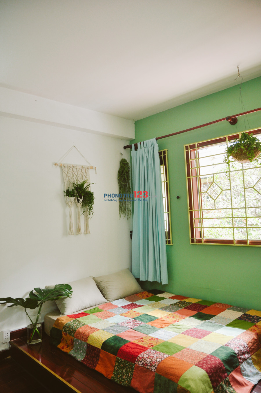Phòng đầy đủ tiện nghi Nguyễn Trãi, Q.1 (y hệt hình)