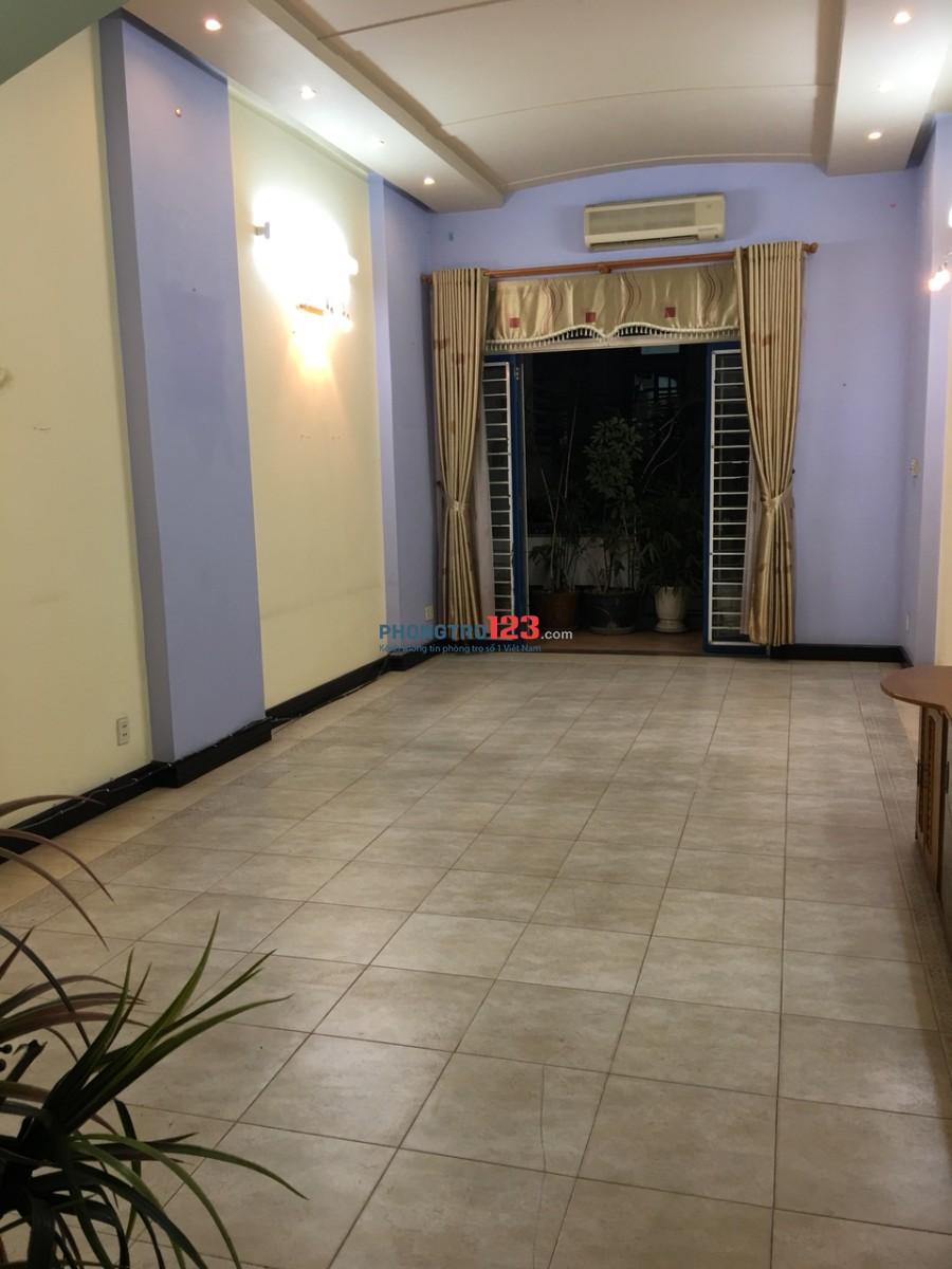Cho Thuê Văn Phòng Nguyễn Hồng Đào, Tân Bình, 130m2-12tr/tháng