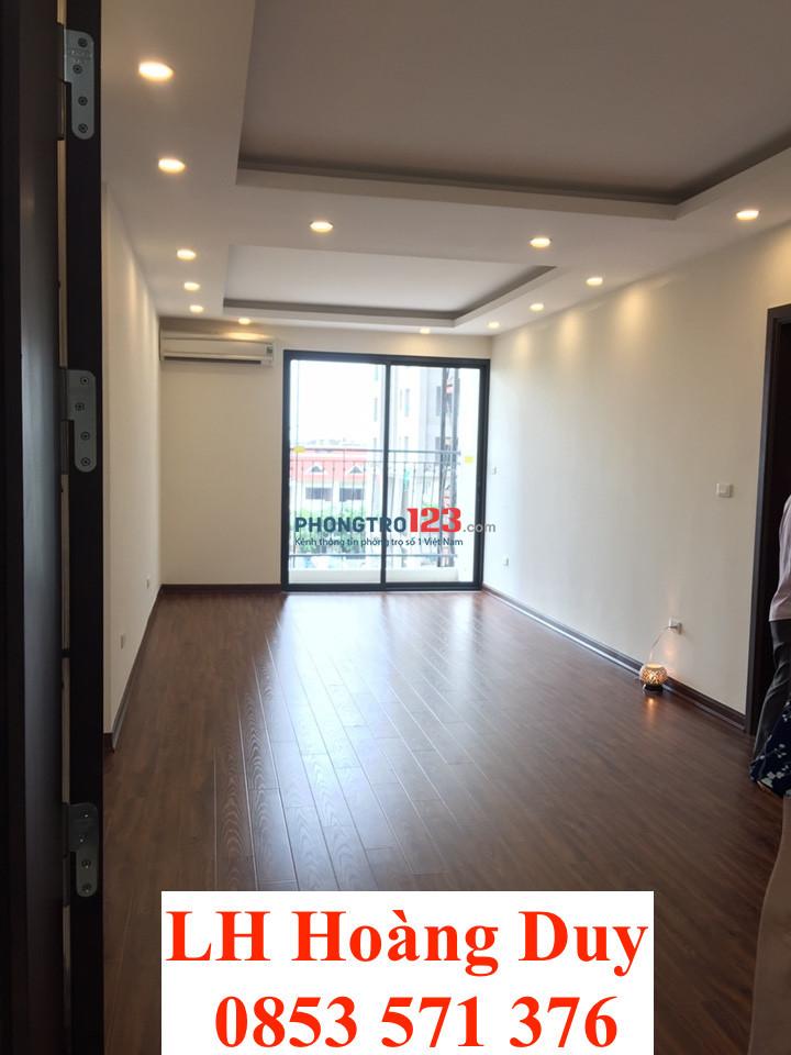 Cho thuê nhà chính chủ ở chung cư An Bình City Phạm Văn Đồng. Gía 7 Triệu/Tháng