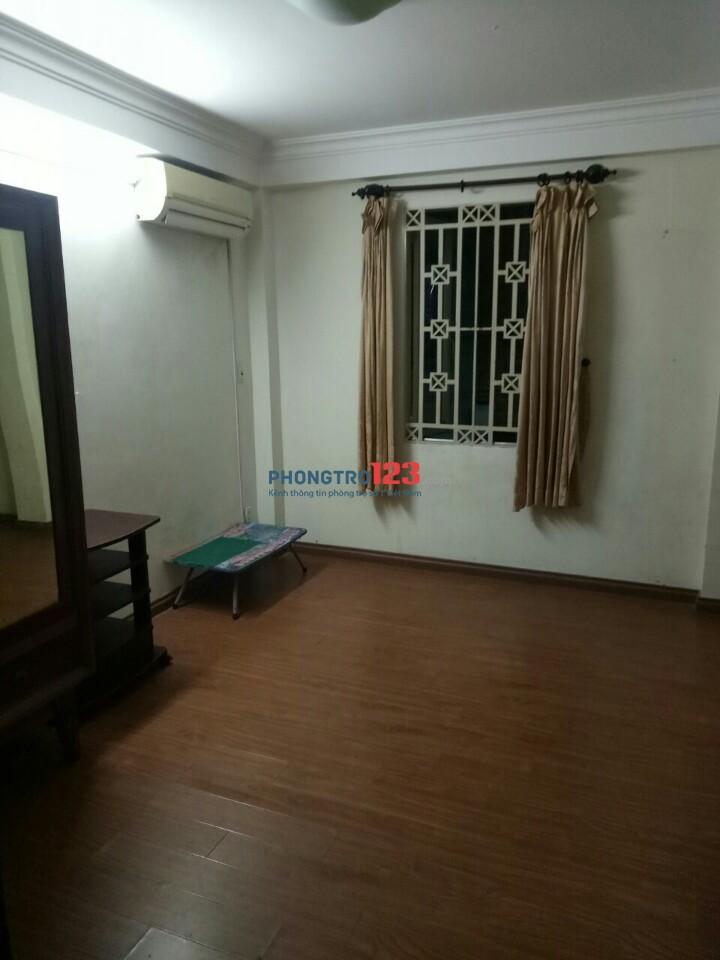 Phòng đẹp 25m2 sàn gỗ, 2 cửa sổ thoáng mát ngay Huỳnh Văn Bánh, Phú Nhuận