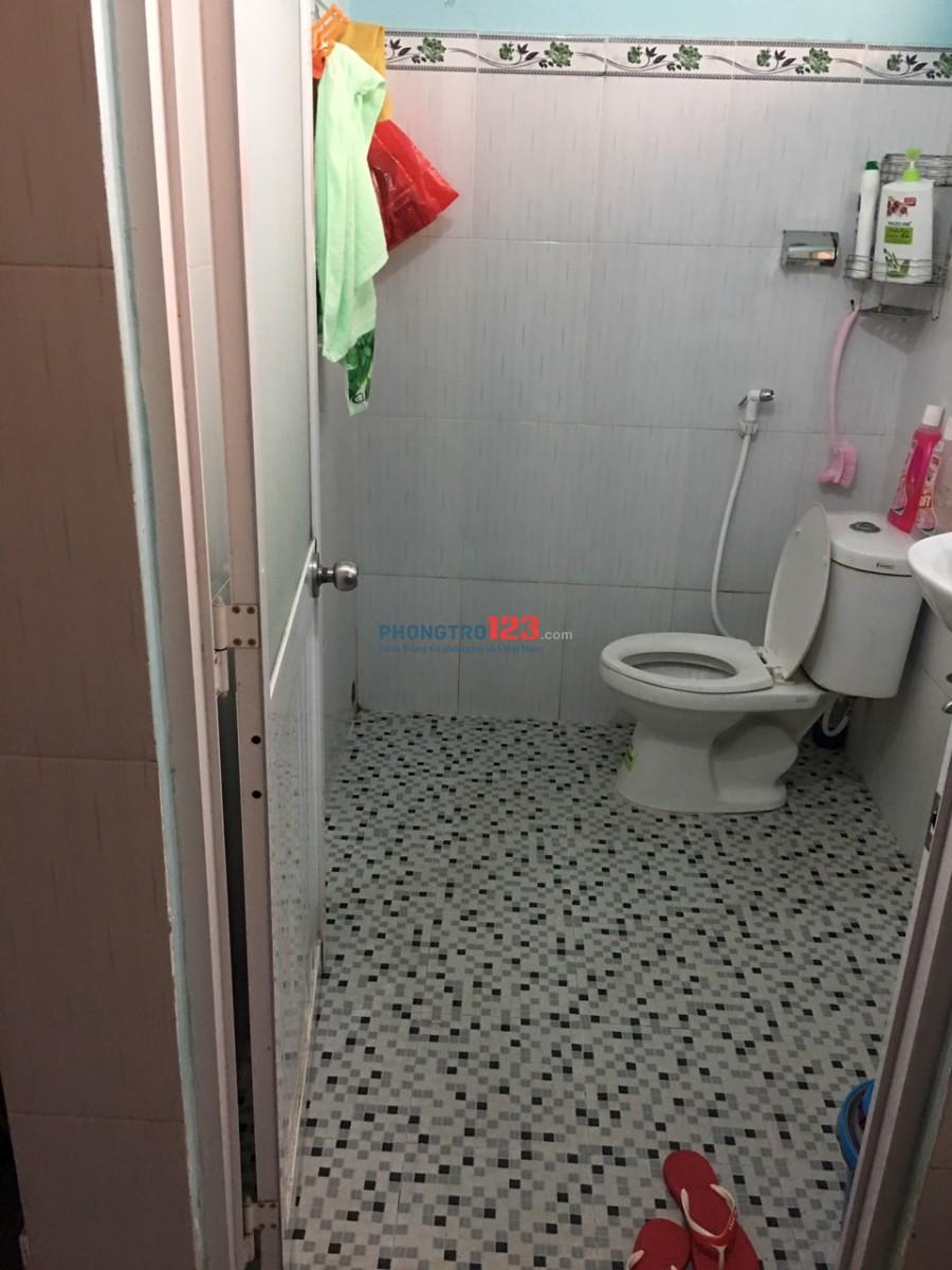 Phòng trọ giá rẻ quận Tân Phú
