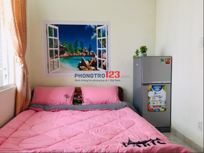 PHÒNG CAO CẤP FULL NỘI THẤT GẦN TRƯỜNG ĐH CNTP(HUFI), KCN TÂN BÌNH
