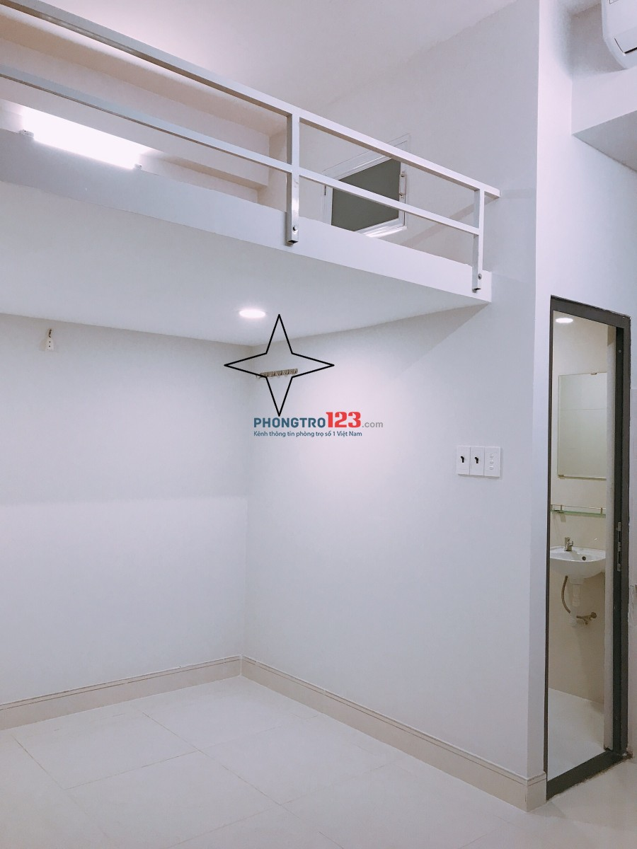 Phòng cho thuê Quận 7, Tp.hcm giờ giấc tự do, gần LOTTE, gần đường Nguyễn Thị Thập