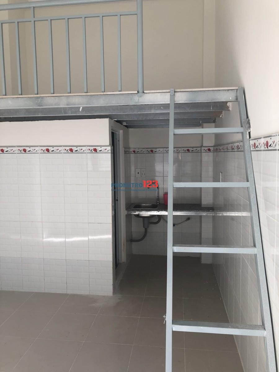 Phòng trọ có gác lửng, giờ giấc tự do, giá 3.3tr/tháng- Trần Văn Dư, Q.Tân Bình
