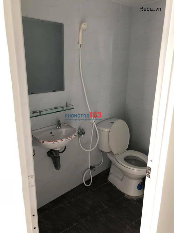 Phòng trọ có gác lửng Quận Phú Nhuận