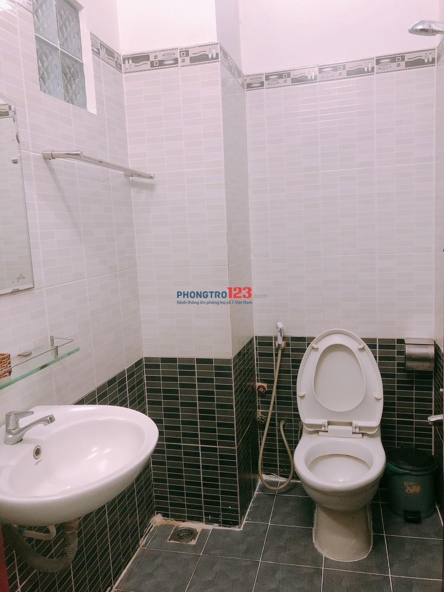 Cho thuê phòng Full nội thất cao cấp mặt tiền Tân Hải, Q.Tân Bình, giá từ 4,5tr/tháng Ms Tuyết Anh