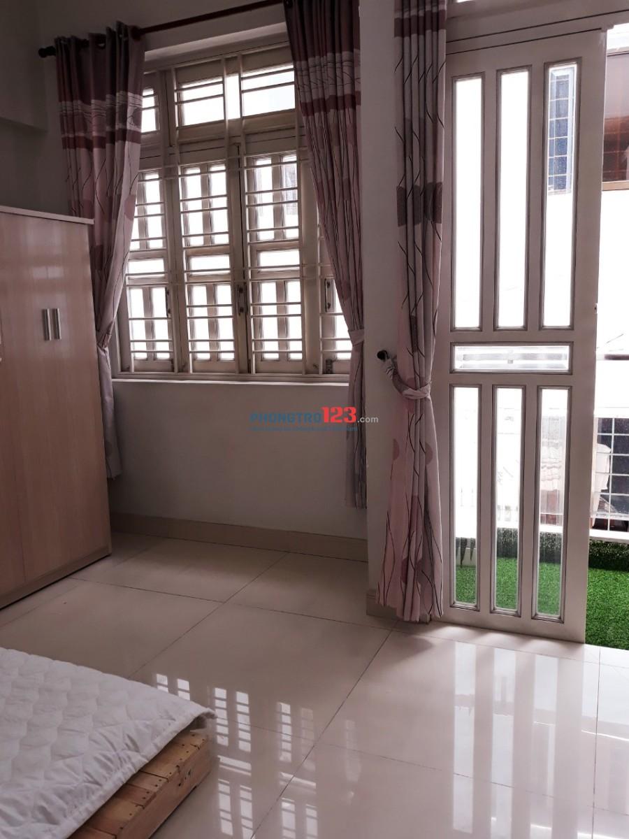 Phòng 16-28m2 đường Tân Trang ngay ĐH Bách Khoa quận 10
