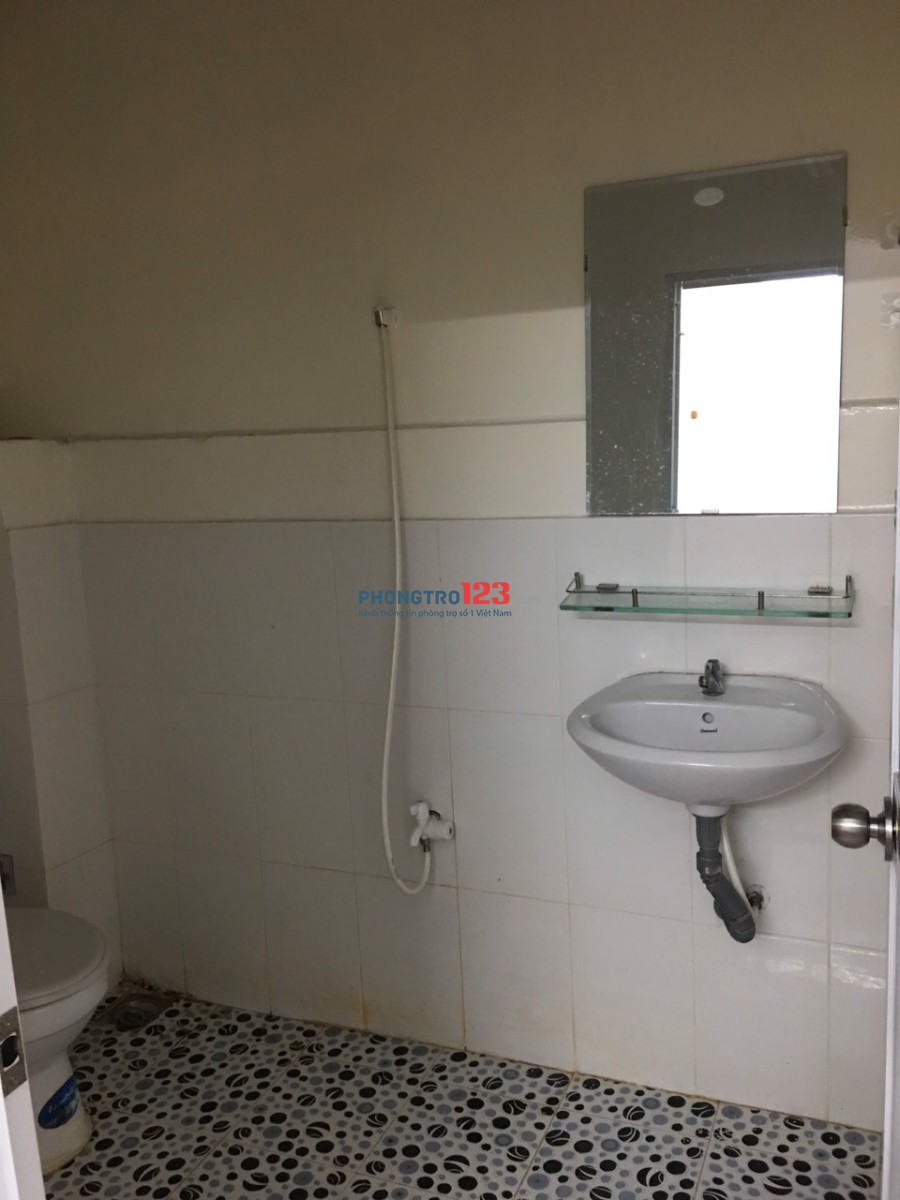 Cho thuê phòng 33B Lê Cao Lãng, P.Phú Thạnh, Q.Tân Phú, Tp.HCM