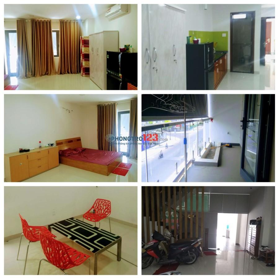 Cho thuê chính chủ căn hộ rẻ nhất phân khúc, trung tâm TP, cách biển 1,5km, 4 - 5tr/th. ĐT 0905831832