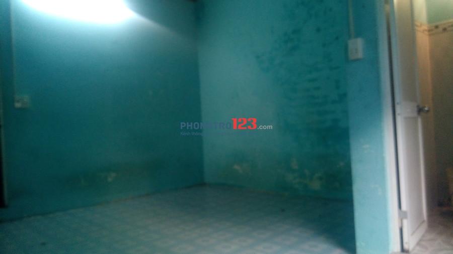 Cho thuê phòng trọ P.13, Tân Bình, hẻm Cộng Hòa