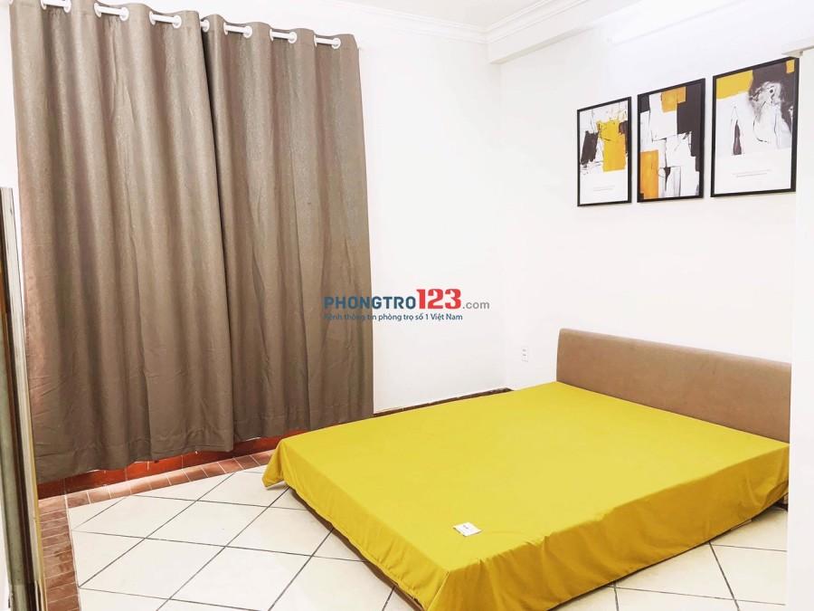 Cho thuê phòng cao cấp full nội thất 53 Nguyễn Tất Thành, P.13, Quận 4. LH: Ms Ngọc