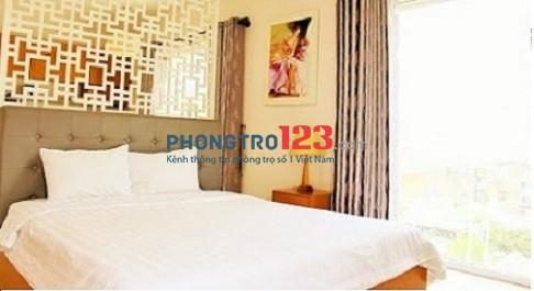 Cho thuê căn hộ mini mới xây tại đường số 9, quận Gò Vấp