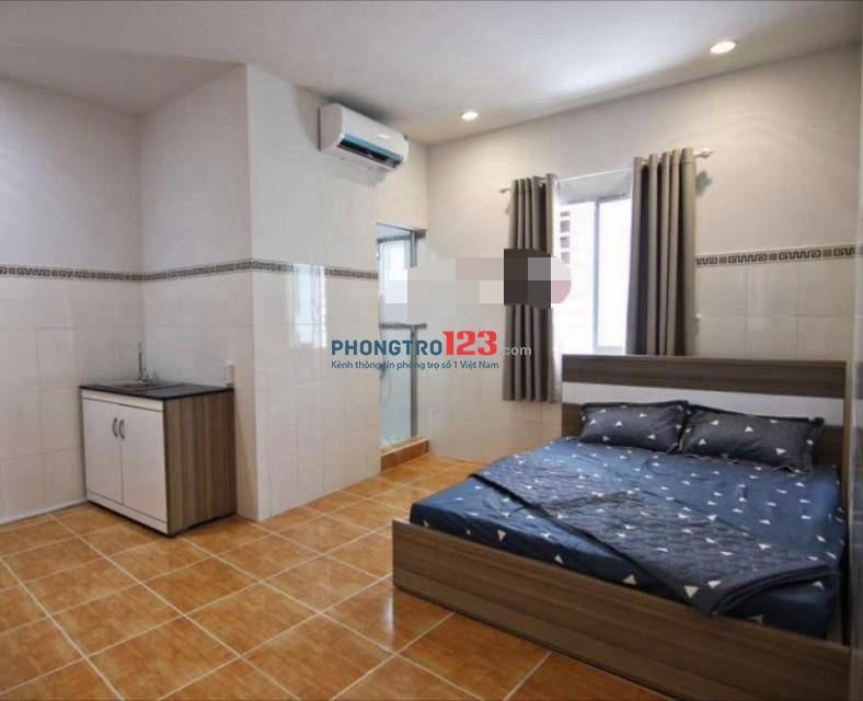 Cho thuê phòng Full nội thất hẻm xe hơi tại Nhật Tảo, Q.10, giá 5tr/tháng. LH: Mr Minh 0939479265