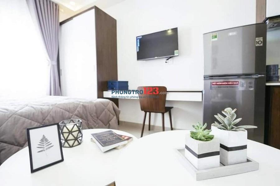 Cho thuê căn hộ minni mới xây tại đường Quang Trung, quận Gò Vấp
