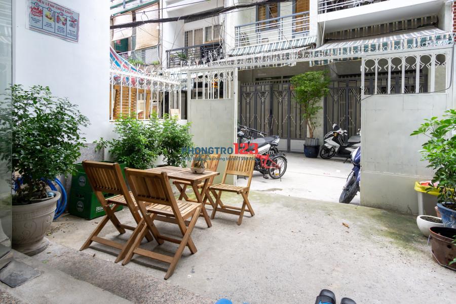 Cho thuê phòng đường Trần Đình Xu, quận 1