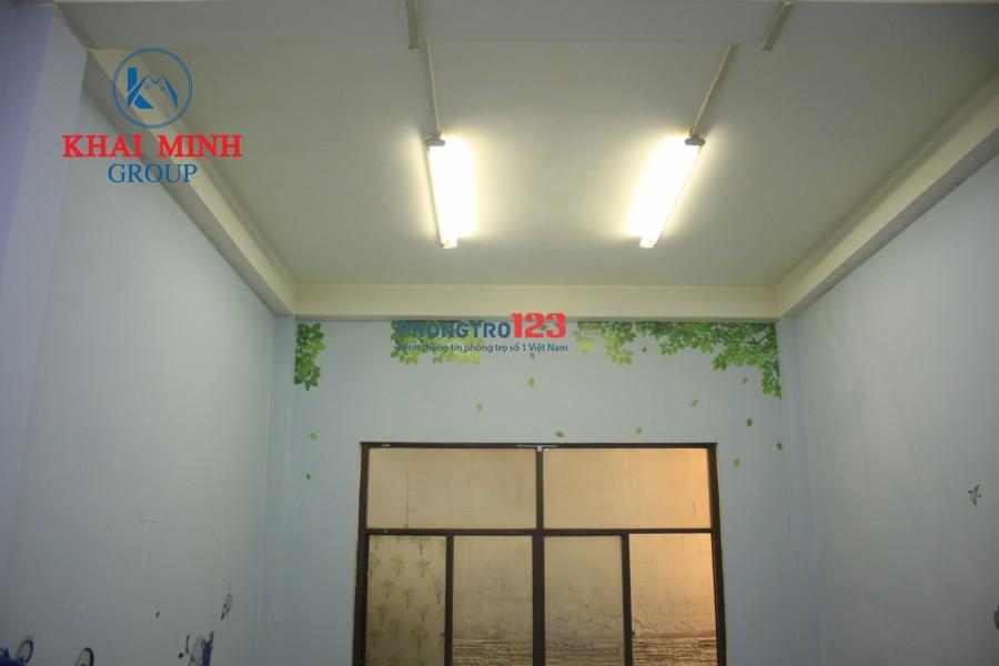 Phòng 45m2, có máy lạnh, camera giám sát 24/24, Hồ Văn Huê, Phú Nhuận