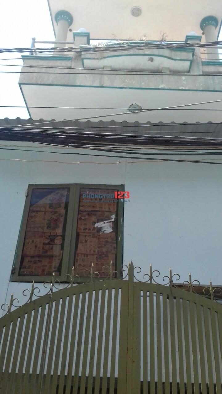 Cho thuê phòng đường Tân Thuận Tây, Quận 7. DT: 36m2, có ban công. Giá 3tr/tháng