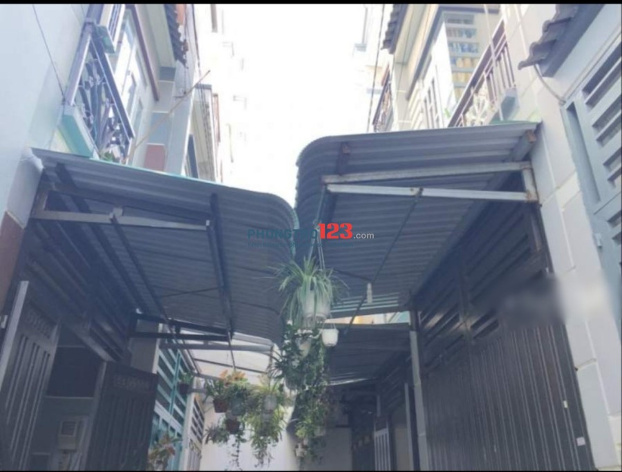 Nhà cho thuê nguyên căn diện tích 80m2, có 3 phòng 3wc, giá 5,5tr/tháng. LH: Mr Dương
